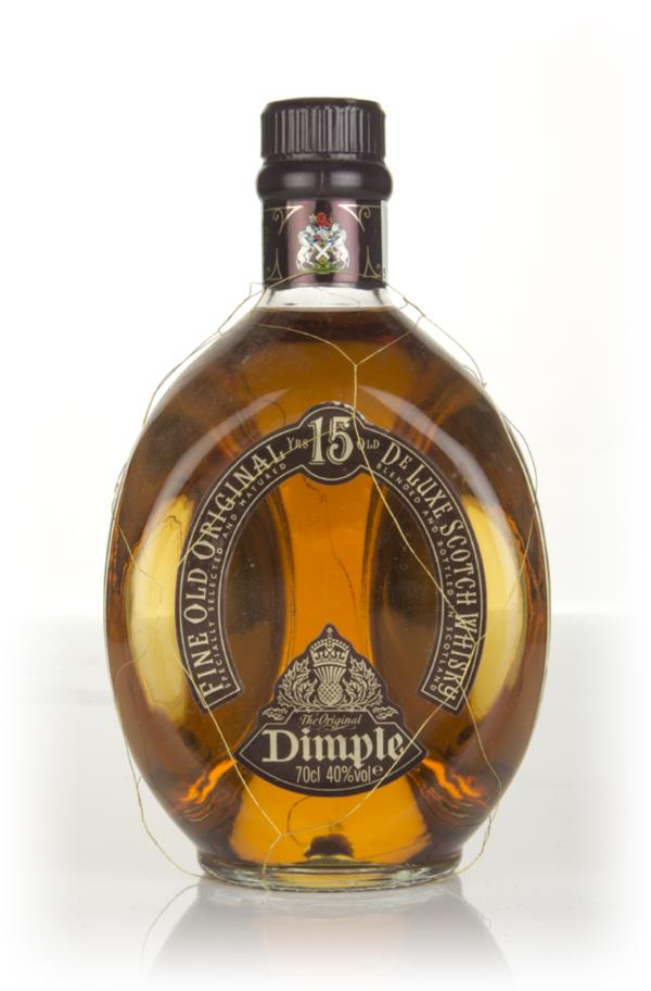 The Original Dimple 15 Year Old - 1990 Blended Whisky