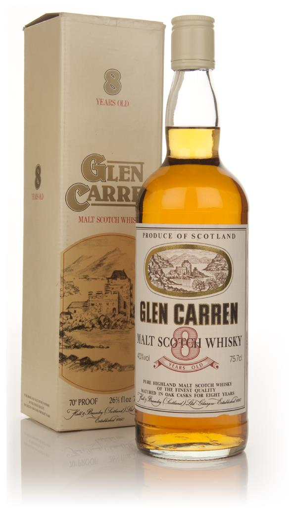 Glen Carren 8 Year Old - 1970s Blended Whisky