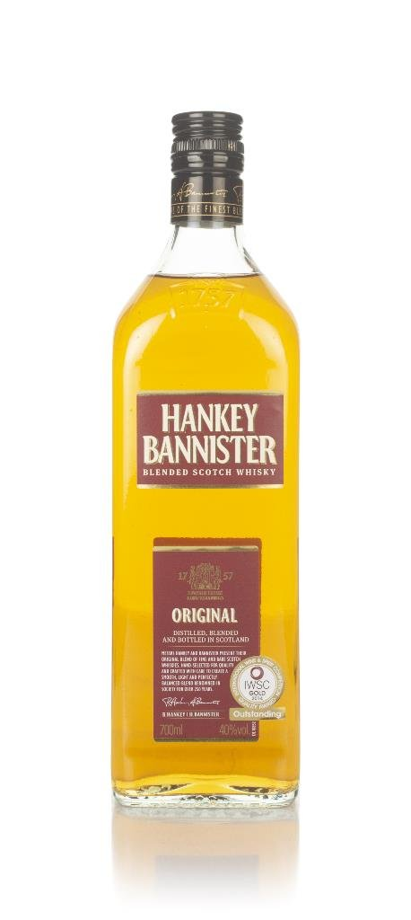 Hankey Bannister Blended Scotch Blended Whisky