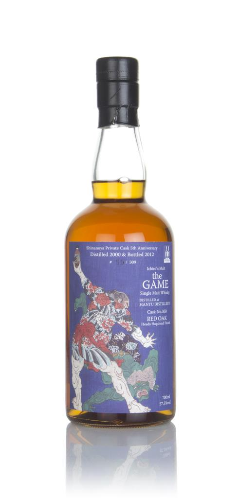 Ichiros Malt The Game Hanyu - 3rd Edition Single Malt Whisky