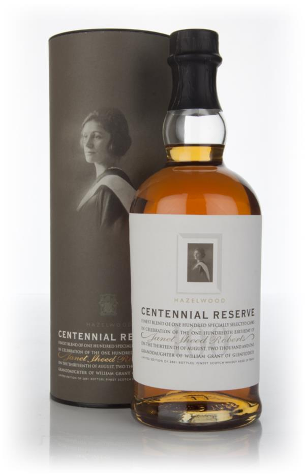 Hazelwood Centennial Reserve 20 Year Old 3cl Sample Blended Malt Whisky
