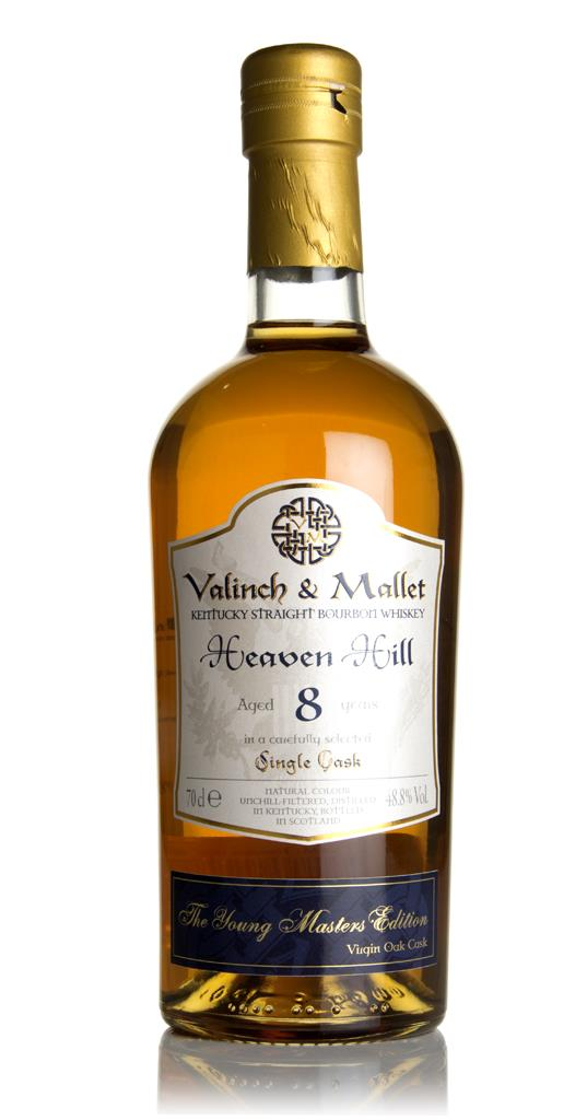 Heaven Hill 8 Year Old 2009 - The Young Masters Edition (Valinch & Mal Bourbon Whiskey