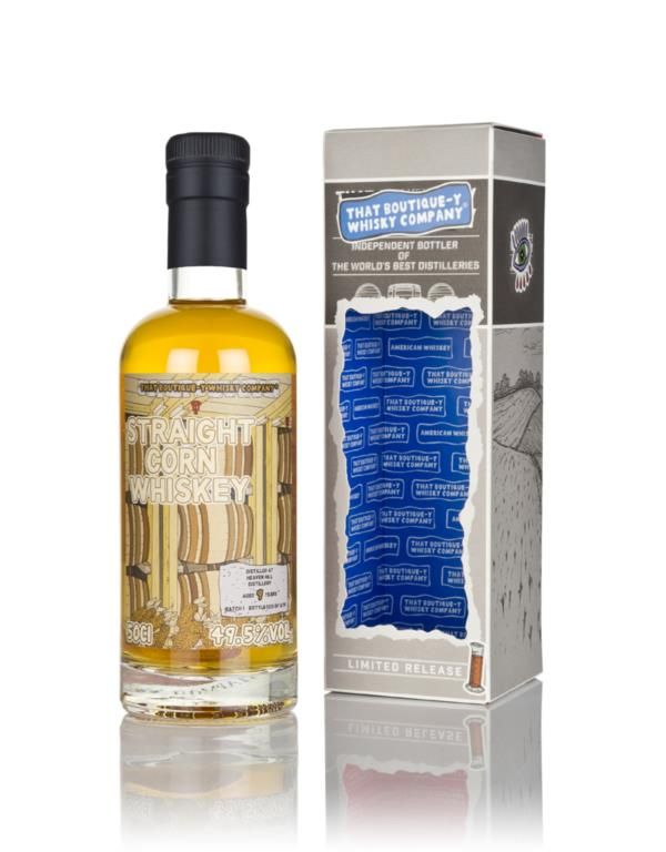 Heaven Hill Corn Whiskey 9 Year Old (That Boutique-y Whisky Company) Corn Whiskey