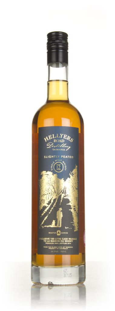 Hellyers Road 12 Year Old 2004 Single Malt Whisky