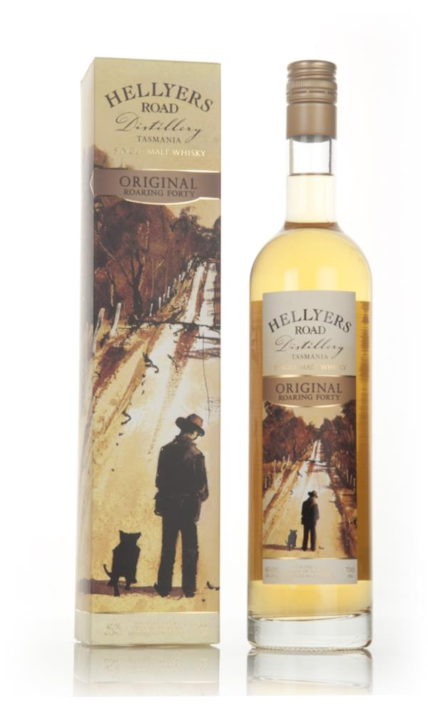 Hellyers Road Original Roaring Forty Single Malt Whisky