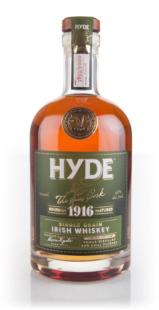 Hyde  6 Year Old No.3 The Aras Cask Grain Whiskey