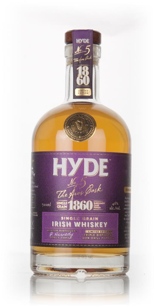 Hyde 6 Year Old No.5 The Aras Cask Grain Whiskey
