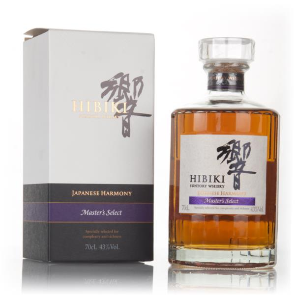 Hibiki Japanese Harmony Masters Select 3cl Sample Blended Whisky