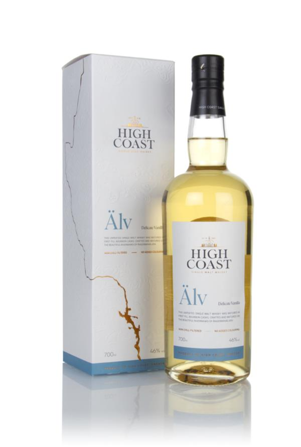 High Coast Alv - Delicate Vanilla Single Malt Whisky