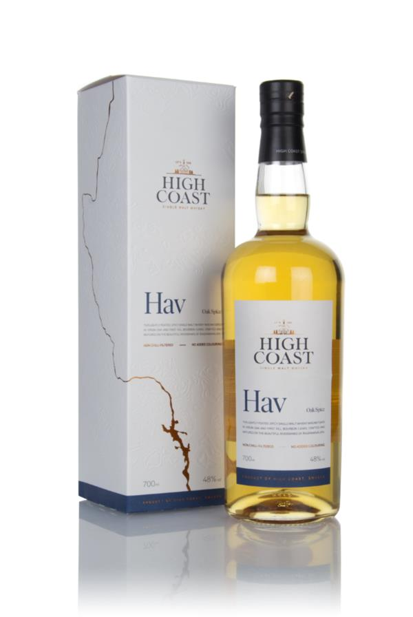 High Coast Hav - Oak Spice Single Malt Whisky