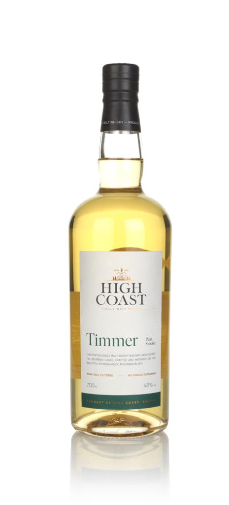High Coast Timmer - Peat Smoke Single Malt Whisky
