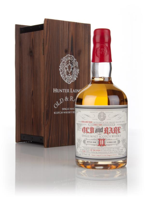 Highland Park 18 Year Old (cask 10854) - Old & Rare (Hunter Laing) 3cl Single Malt Whisky 3cl Sample