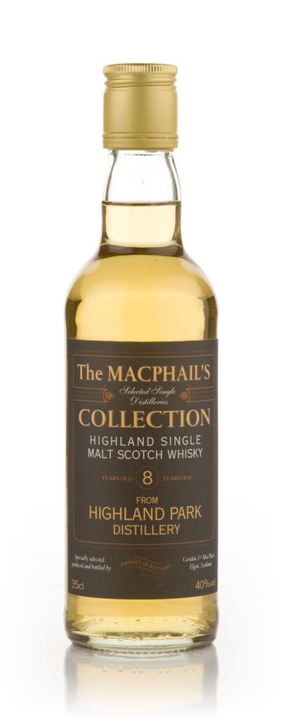Highland Park 8 Year Old 35cl - The MacPhail's Collection (Gordon & Ma Single Malt Whisky