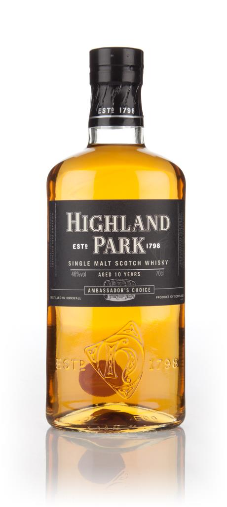 Highland Park 10 Year Old Ambassadors Choice Single Malt Whisky