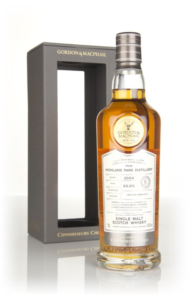 Highland Park 13 Year Old 2004 - Connoisseurs Choice (Gordon & MacPhai Single Malt Whisky