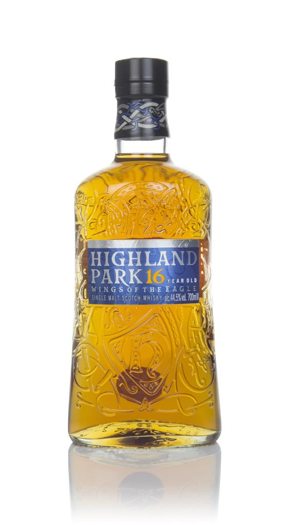 Highland Park 16 Year Old Wings Of The Eagle Single Malt Whisky