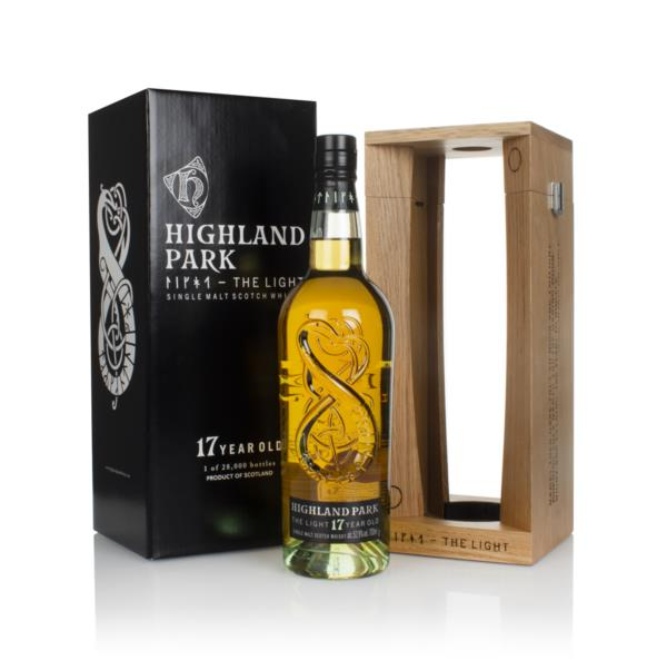Highland Park 17 Year Old - The Light Single Malt Whisky