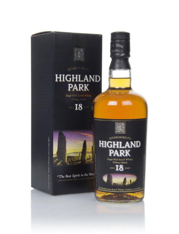 Highland Park 18 Year Old - 1990s Single Malt Whisky