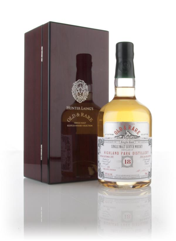 Highland Park 18 Year Old 1997 - Old & Rare Platinum (Hunter Laing) 3c Single Malt Whisky 3cl Sample