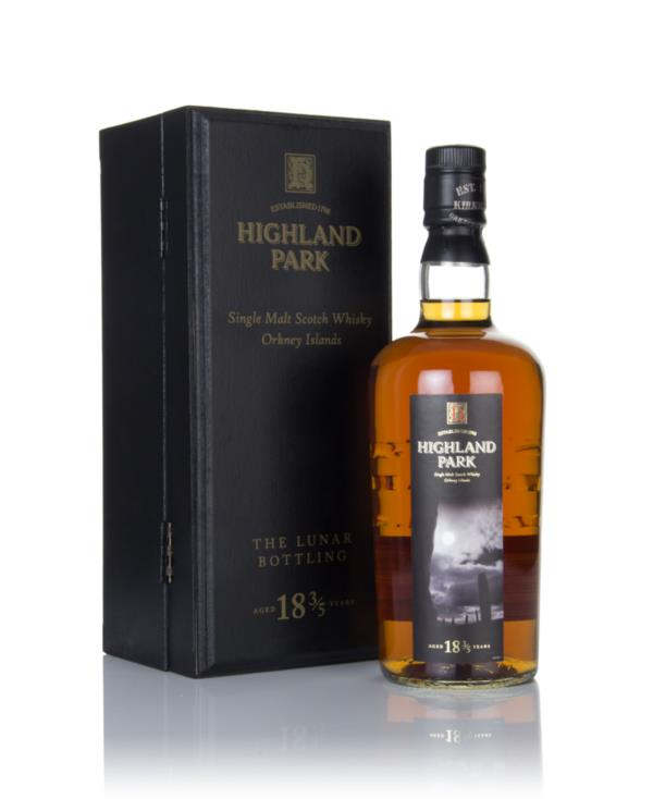 Highland Park 18 Year Old - The Lunar Bottling Single Malt Whisky