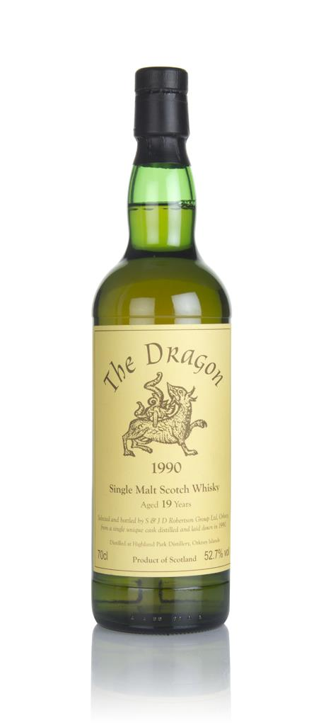 Highland Park 19 Year Old 1990 - The Dragon Single Malt Whisky