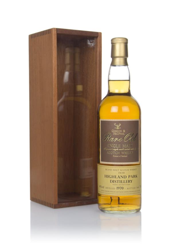 Highland Park 1970 (bottled 2000) - Rare Old (Gordon & MacPhail) Single Malt Whisky