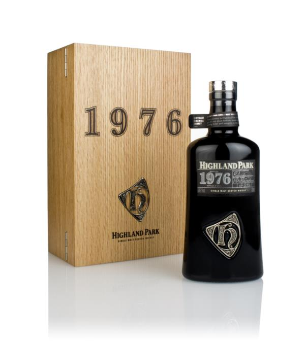 Highland Park 1976 (bottled 2011) - Orcadian Vintage Series Single Malt Whisky