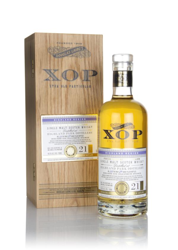 Highland Park 21 Year Old 1996 (cask 12546) - Xtra Old Particular (Dou Single Malt Whisky