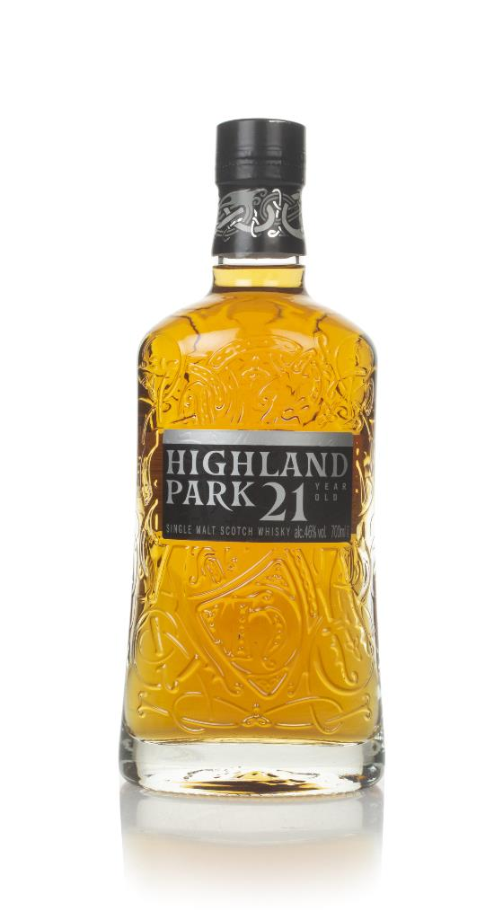 Highland Park 21 Year Old - August 2019 Release Single Malt Whisky