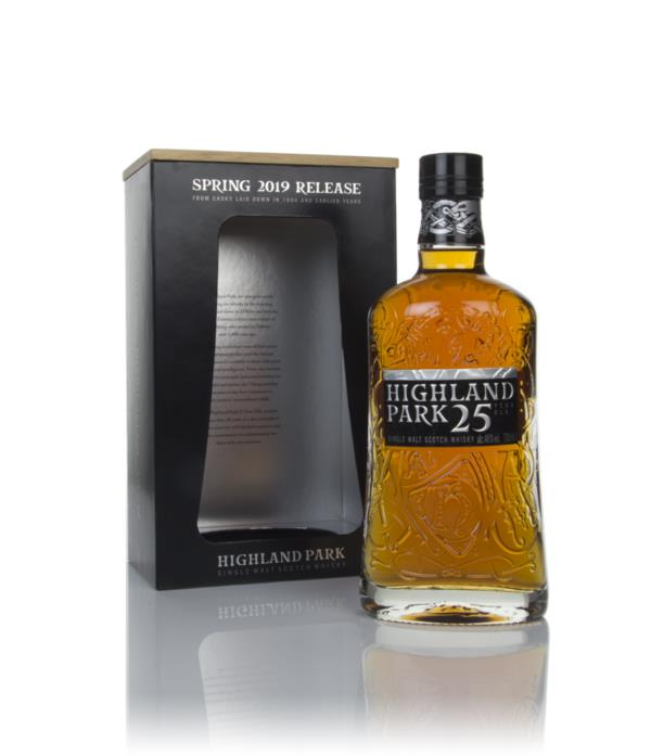 Highland Park 25 Year Old - Spring 2019 Release Single Malt Whisky