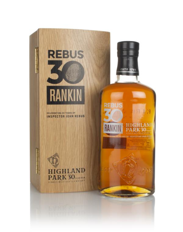 Highland Park 30 Year Old Rebus Single Malt Whisky