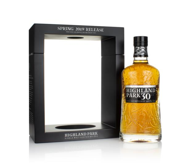 Highland Park 30 Year Old - Spring 2019 Release Single Malt Whisky