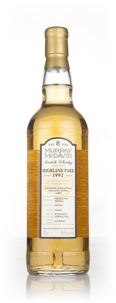 Highland Park 8 Year Old 1992 (Murray McDavid) Single Malt Whisky