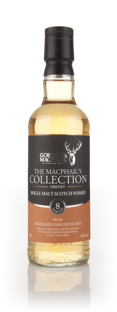 Highland Park 8 Year Old - The MacPhails Collection (Gordon & MacPhai Single Malt Whisky