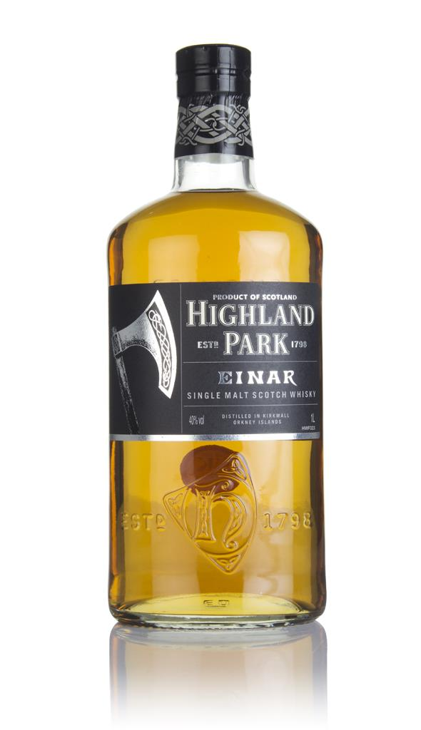 Highland Park Einar (Warrior Series) Single Malt Whisky