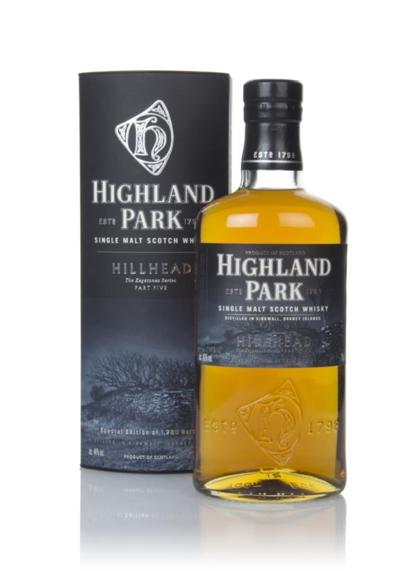 Highland Park Hillhead Single Malt Whisky
