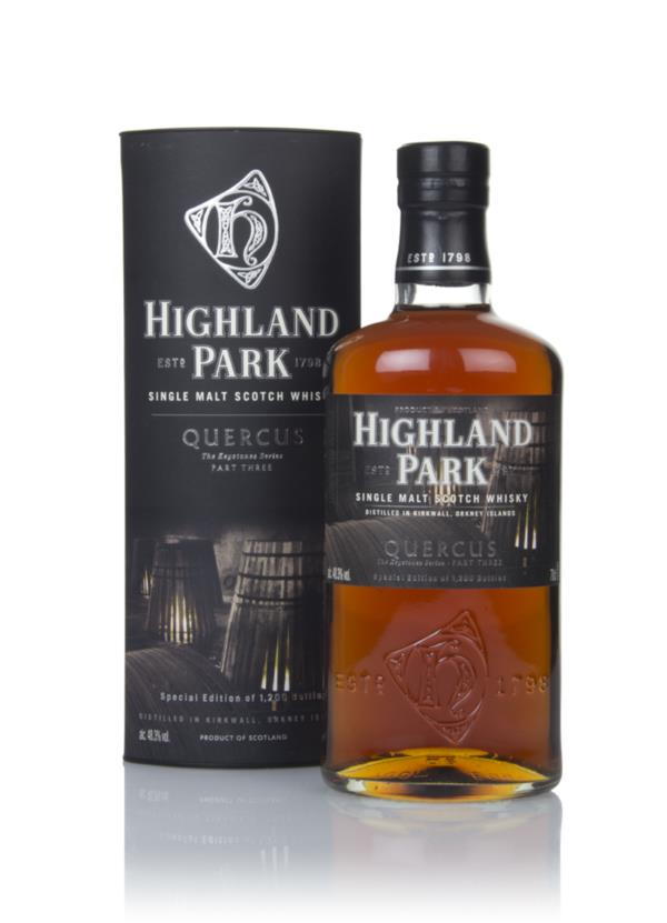 Highland Park Quercus Single Malt Whisky