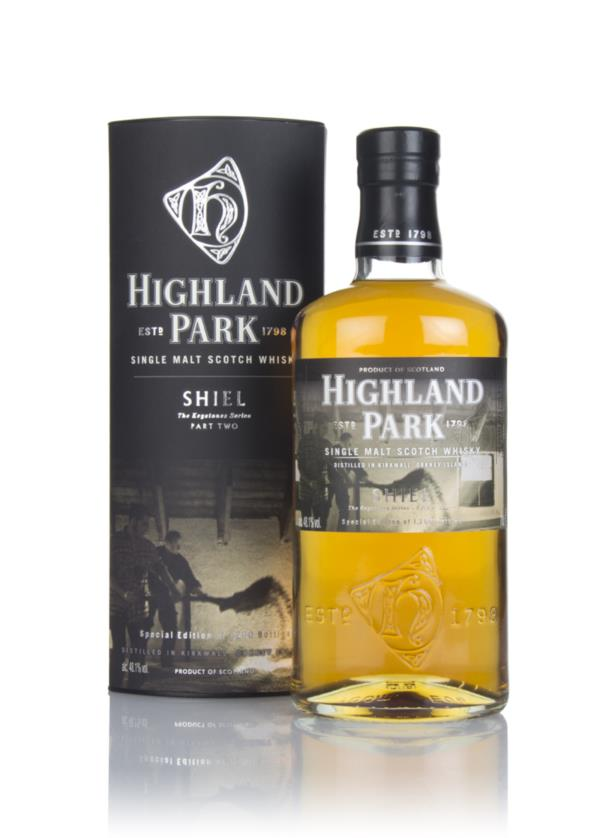 Highland Park Shiel Single Malt Whisky