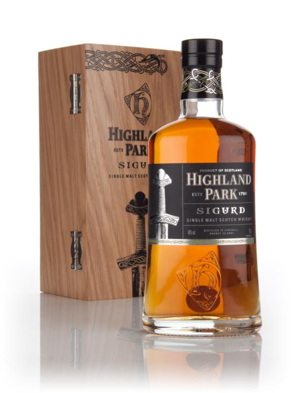 Highland Park Sigurd Single Malt Whisky