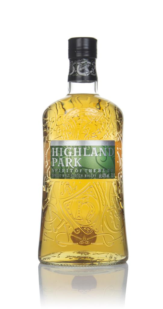 Highland Park Spirit Of The Bear Single Malt Whisky