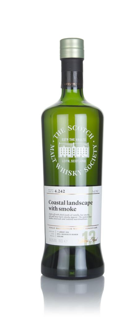 SMWS 4.242 13 Year Old 2005 Single Malt Whisky