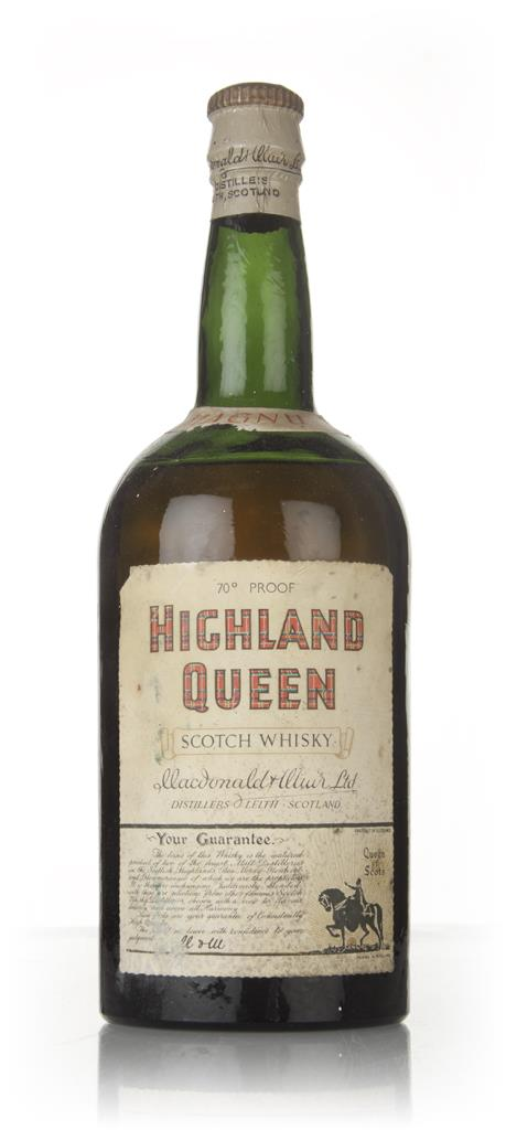 Highland Queen (1.5L) - 1950s Blended Whisky