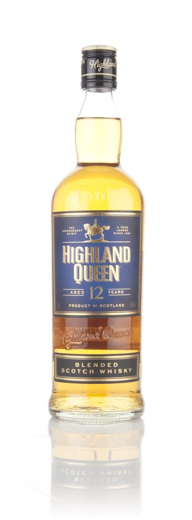 Highland Queen 12 Year Old Blended Whisky