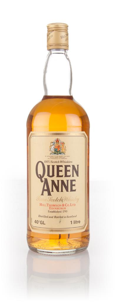 Queen Anne Rare 1l - 1980s Blended Whisky