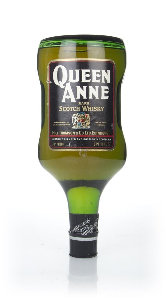 Queen Anne Rare (1.69L) - 1960s Blended Whisky