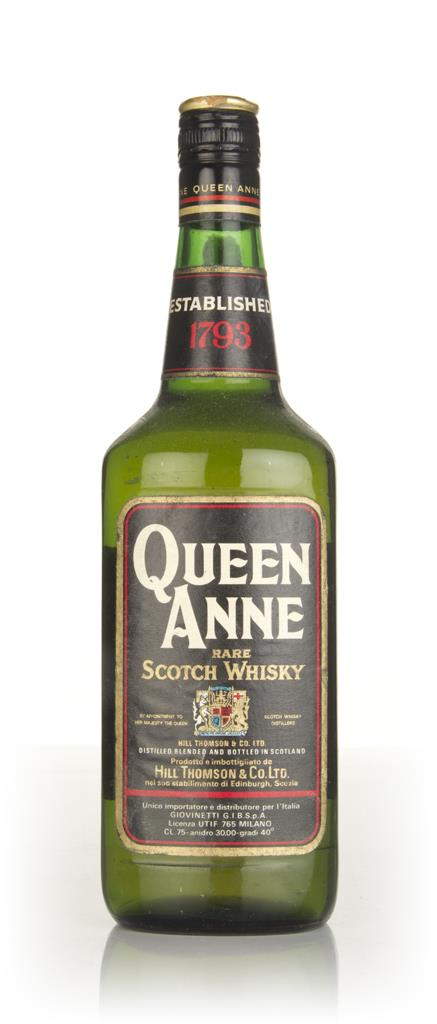 Queen Anne Rare - 1970s Blended Whisky
