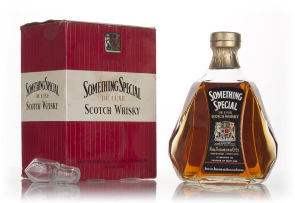 Something Special De Luxe - 1960s Blended Whisky