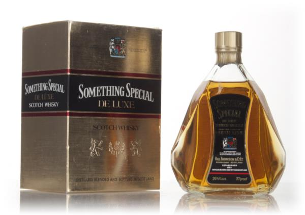 Something Special De Luxe (Gold Box) - 1960s Blended Whisky