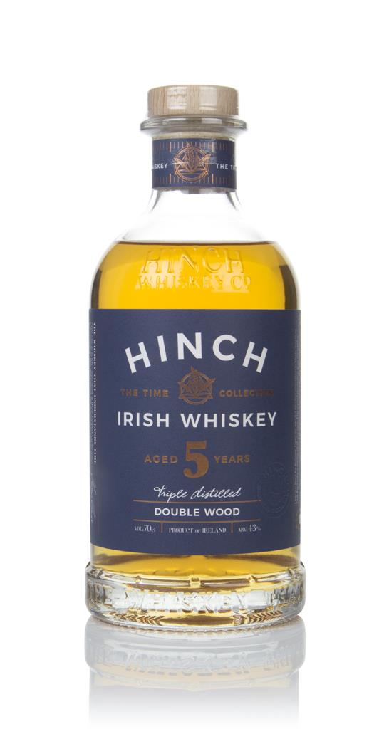Hinch 5 Year Old Double Wood Blended Whiskey