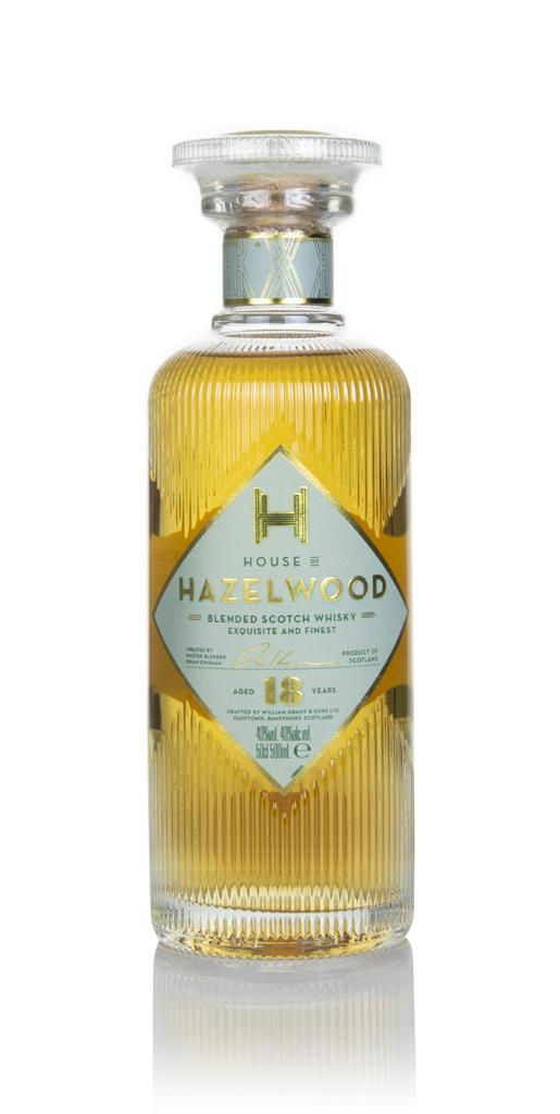 House of Hazelwood 18 Year Old Blended Whisky